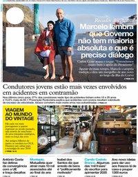 capa Jornal i de 2 janeiro 2020
