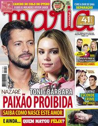 capa Maria de 30 janeiro 2020