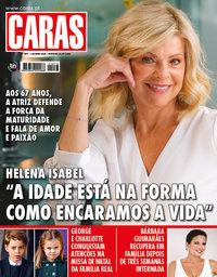 capa Revista Caras de 2 janeiro 2020