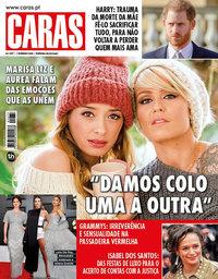 capa Revista Caras de 30 janeiro 2020