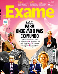 capa Revista Exame de 1 janeiro 2020