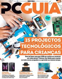 capa Revista PC Guia