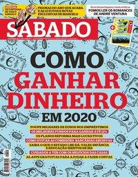 capa Revista Sábado de 2 janeiro 2020