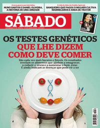 capa Revista Sábado de 9 janeiro 2020