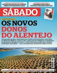 capa Revista Sábado de 16 janeiro 2020