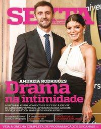 capa Revista Sexta de 10 janeiro 2020