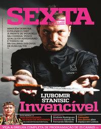 capa Revista Sexta de 17 janeiro 2020