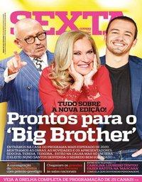 capa Revista Sexta de 31 janeiro 2020