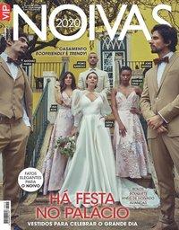 capa Revista Vip Noivas