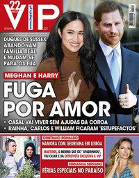capa VIP de 11 janeiro 2020