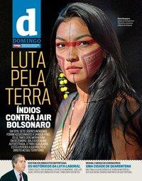 capa Domingo CM de 2 fevereiro 2020