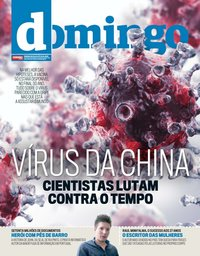 capa Domingo CM de 9 fevereiro 2020