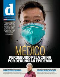 capa Domingo CM de 23 fevereiro 2020