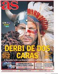 capa Jornal As de 1 fevereiro 2020