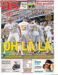 capa Jornal As de 2 fevereiro 2020