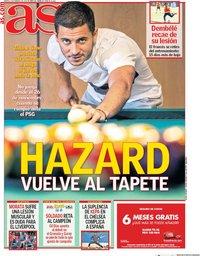 capa Jornal As de 4 fevereiro 2020