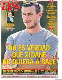 capa Jornal As de 8 fevereiro 2020
