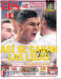 capa Jornal As de 10 fevereiro 2020