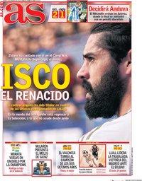 capa Jornal As de 14 fevereiro 2020