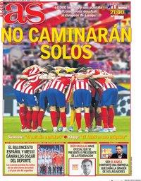 capa Jornal As de 18 fevereiro 2020