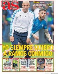 capa Jornal As de 22 fevereiro 2020