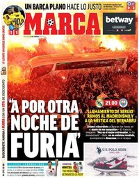 capa Jornal Marca de 26 fevereiro 2020
