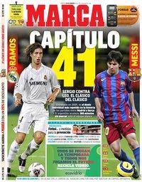 capa Jornal Marca de 29 fevereiro 2020
