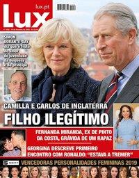 capa Lux de 6 fevereiro 2020