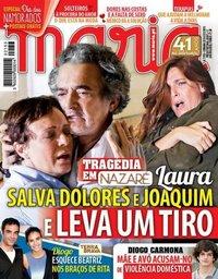 capa Maria de 6 fevereiro 2020