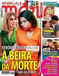 capa Maria de 27 fevereiro 2020