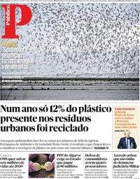 capa Público de 4 fevereiro 2020