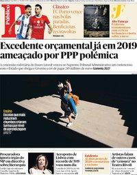 capa Público de 8 fevereiro 2020