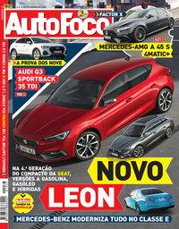 capa Revista Auto Foco de 6 fevereiro 2020