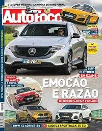 capa Revista Auto Foco de 13 fevereiro 2020