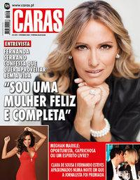capa Revista Caras de 6 fevereiro 2020