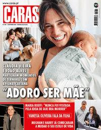 capa de Revista Caras