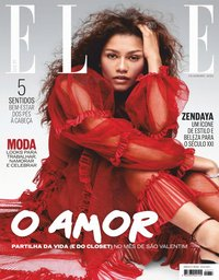 capa Revista Elle