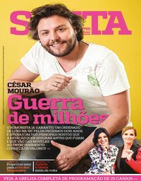 capa Revista Sexta de 7 fevereiro 2020