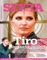 capa Revista Sexta de 14 fevereiro 2020