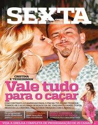 capa Revista Sexta de 21 fevereiro 2020