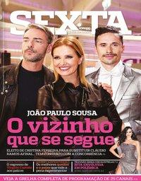 capa Revista Sexta de 28 fevereiro 2020