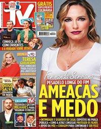capa Revista TV Guia de 7 fevereiro 2020