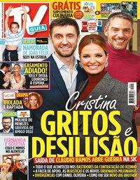capa Revista TV Guia de 14 fevereiro 2020