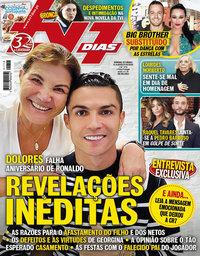 capa TV7 Dias de 1 fevereiro 2020