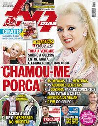 capa TV7 Dias de 8 fevereiro 2020
