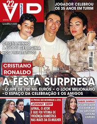 capa VIP de 8 fevereiro 2020
