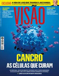 capa Visão de 5 fevereiro 2020