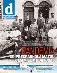capa Domingo CM de 8 março 2020