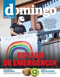 capa Domingo CM de 22 março 2020