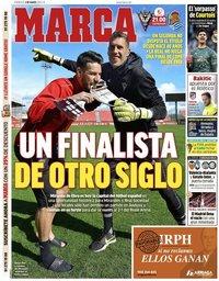capa Jornal Marca de 4 março 2020